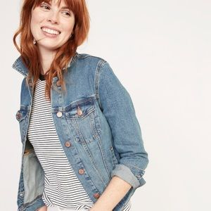 NWT Old Navy Large Jean Jacket